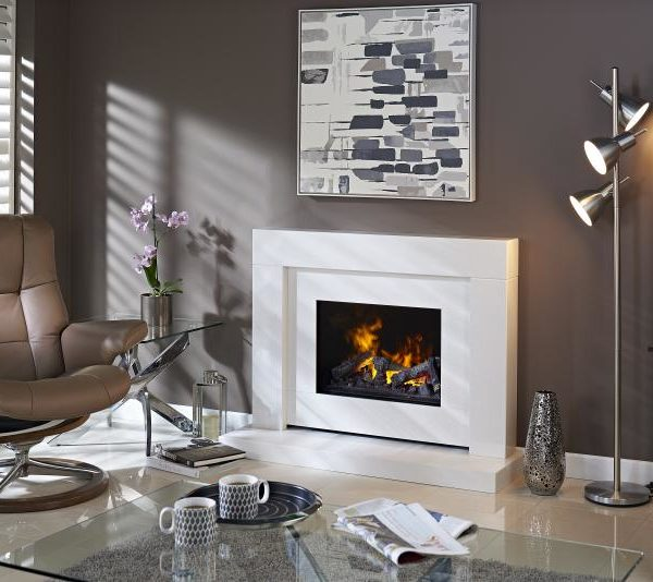 Dimplex Bali Indulgence Suite with Opti-myst Electric Fire