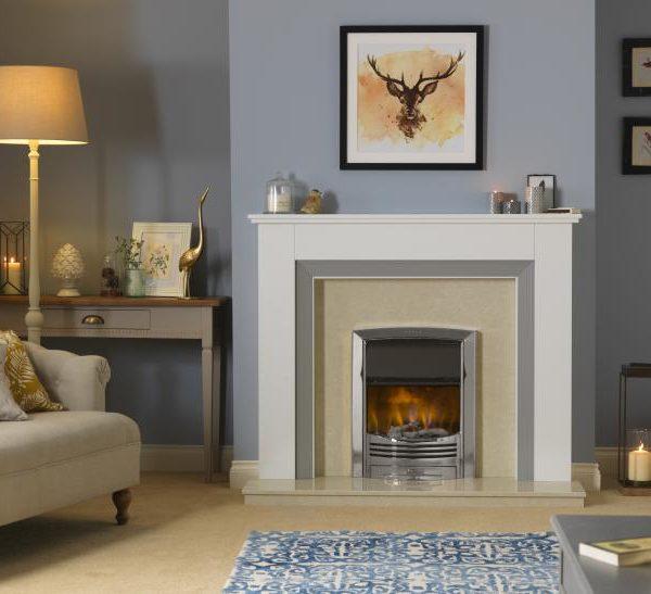 Dimplex Glencoe Optiflame 3D Electric Inset Fire