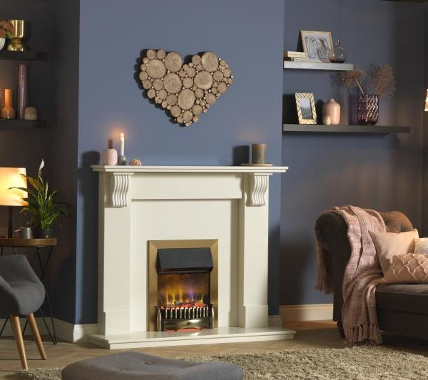 Dimplex Braemar Optiflame 3D Electric Inset Fire