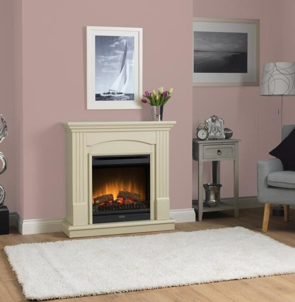Dimplex Chadwick Optiflame Electric Suite