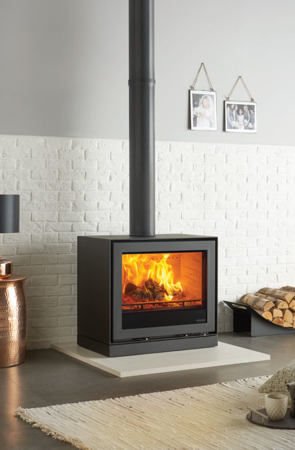Stovax & Gazco Elise 680 Freestanding Wood Burning & Multi-fuel Stove