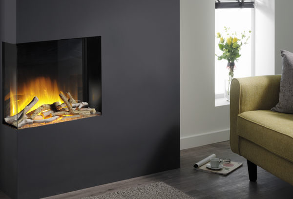 Flamerite Fires Glazer 600 Electric Fire