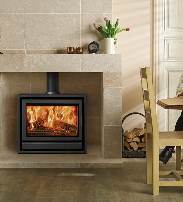 Stovax & Gazco Riva F76 Wood Burning Freestanding Stoves