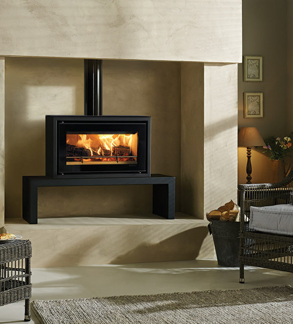 Stovax & Gazco Studio 1 Freestanding Wood Burning Stove