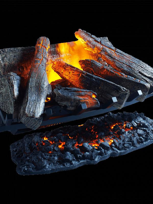 Dimplex Silverton Opti-myst Electric Basket Fire
