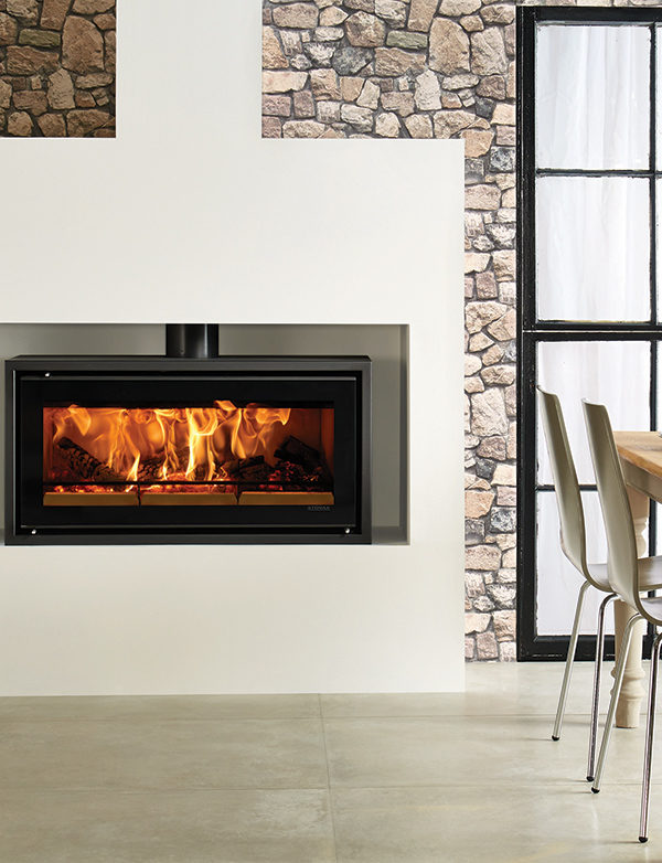 Stovax & Gazco Studio 2 Freestanding Wood Burning Stove