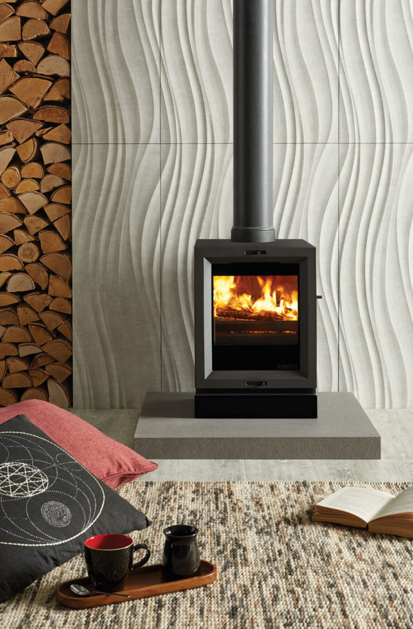 Stovax & Gazco View 3 Wood Burning & Multi-fuel Stove