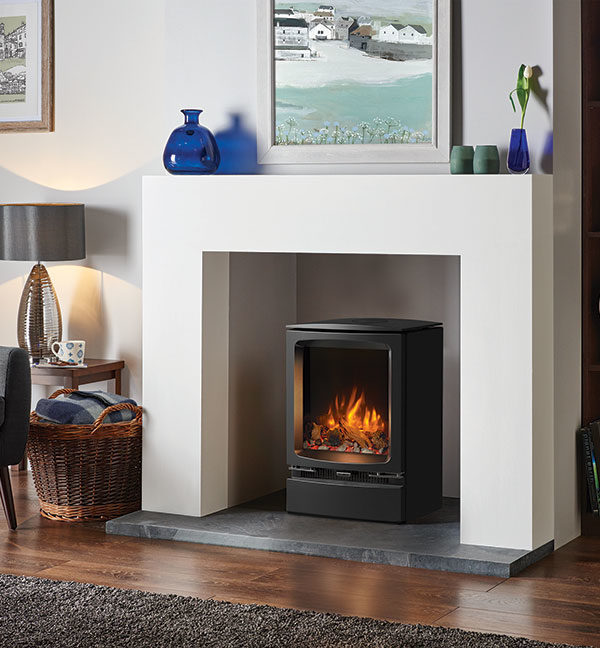 Stovax & Gazco Vogue Midi Electric Stove
