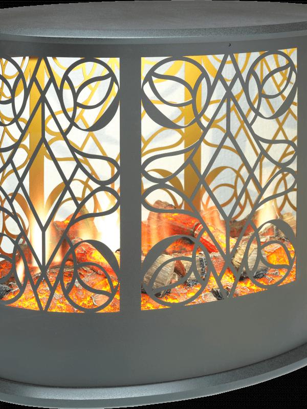 Dimplex Volterra Opti-V Freestanding Electric Fire