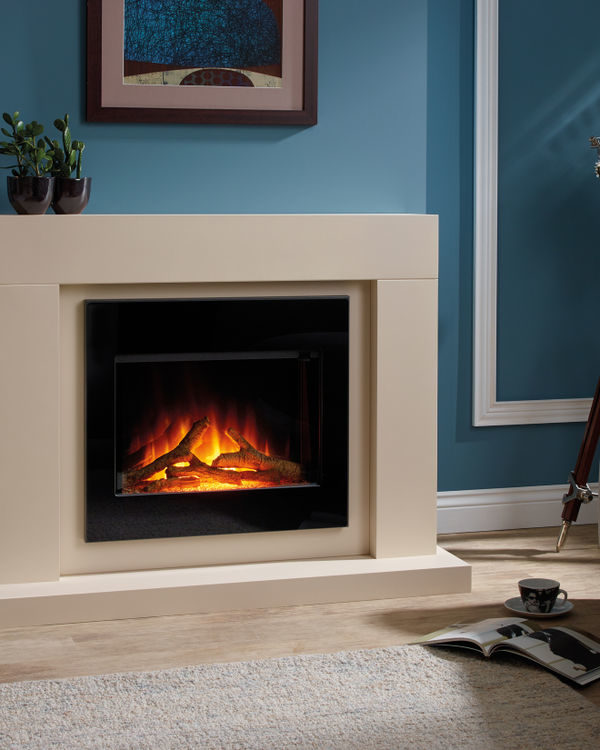 Flamerite Fires Reverie Free Standing Electric Suite