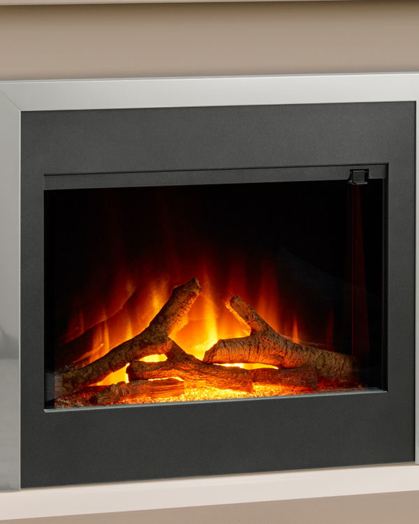 Flamerite Fires Atlanta 3 Inset Electric Fire