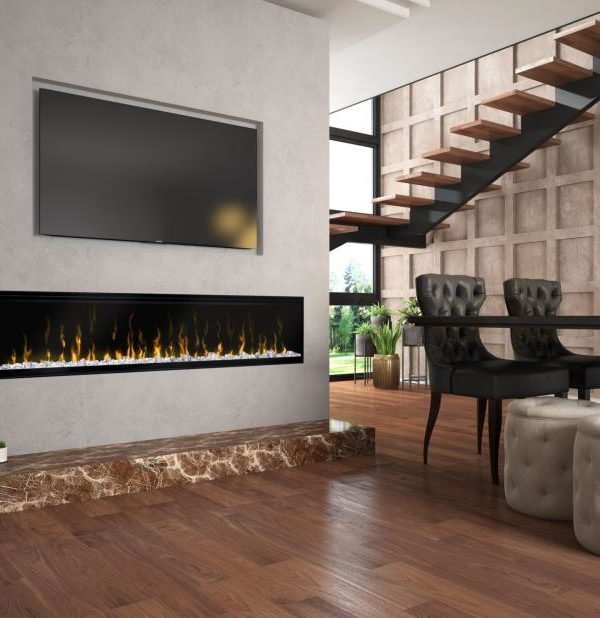 Dimplex Ignite XL 74 Wall Mounted Electric Fire