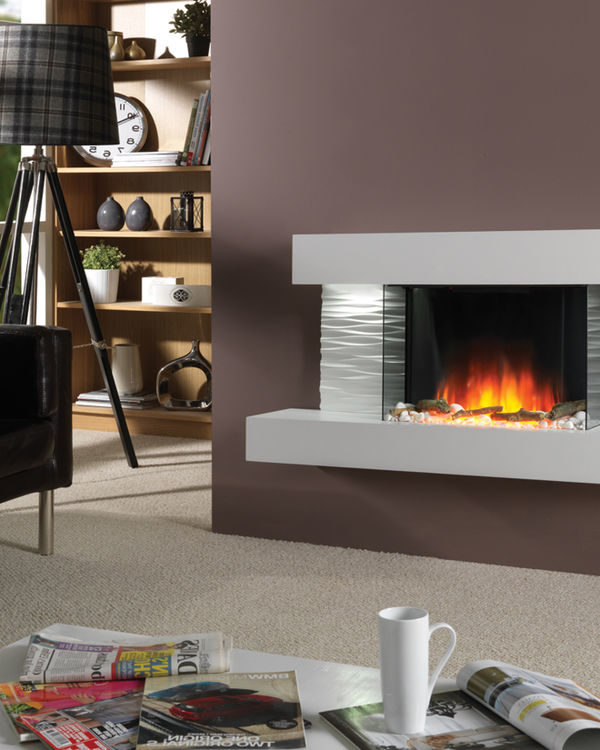 Flamerite Fires Ador Free Standing Electric Suite