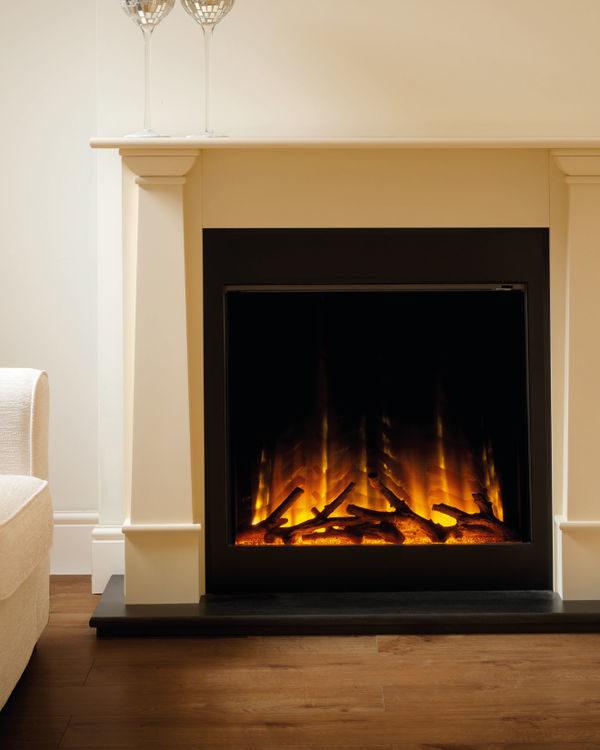 Flamerite Fires Brontë Free Standing Electric Suite