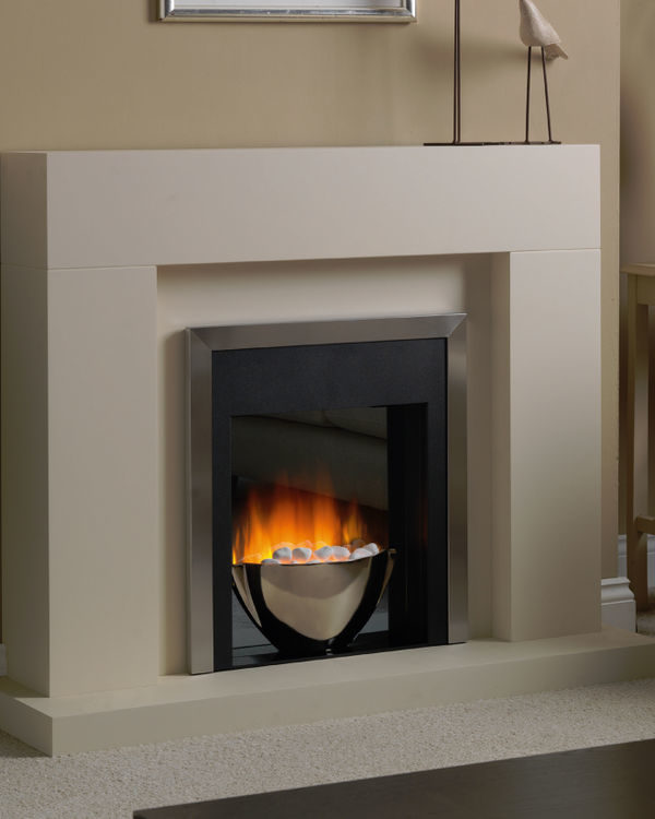 Flamerite Fires Cadenza Free Standing Electric Suite