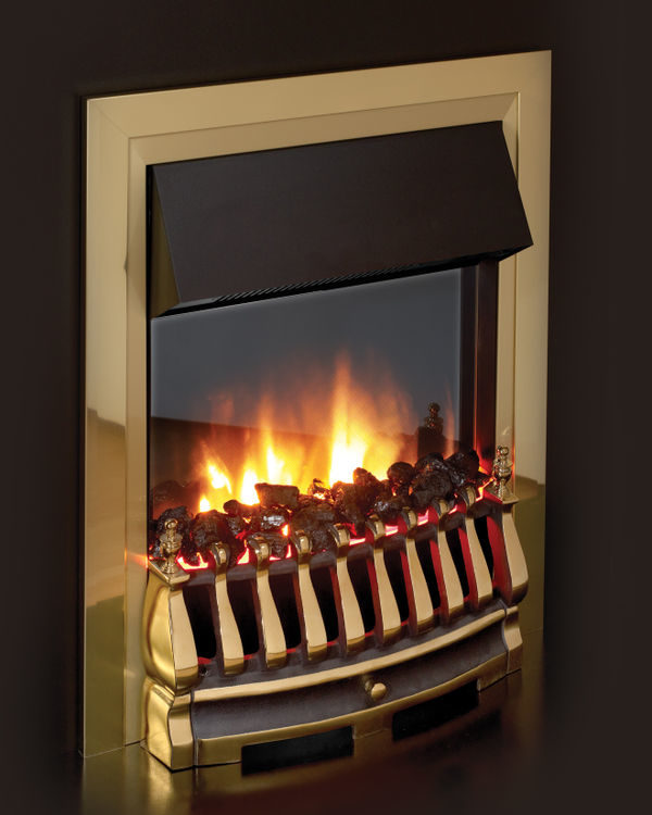 Flamerite Fires Hudson Inset Electric Fire