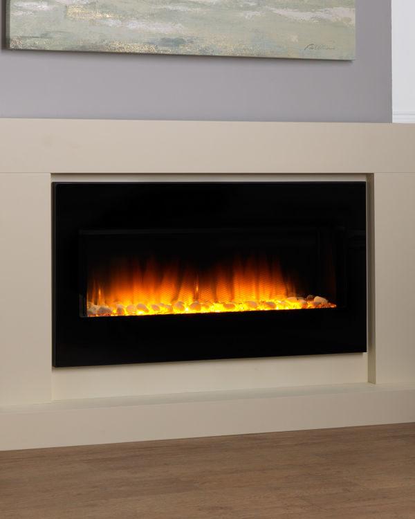 Flamerite Fires Junai Free Standing Electric Suite