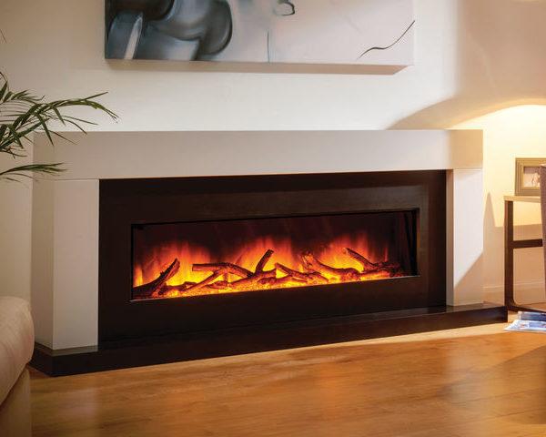 Flamerite Fires Kayden 1300 / 900 Free Standing Electric Suite