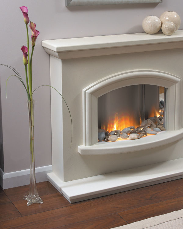 Flamerite Fires Mercia Free Standing Electric Suite