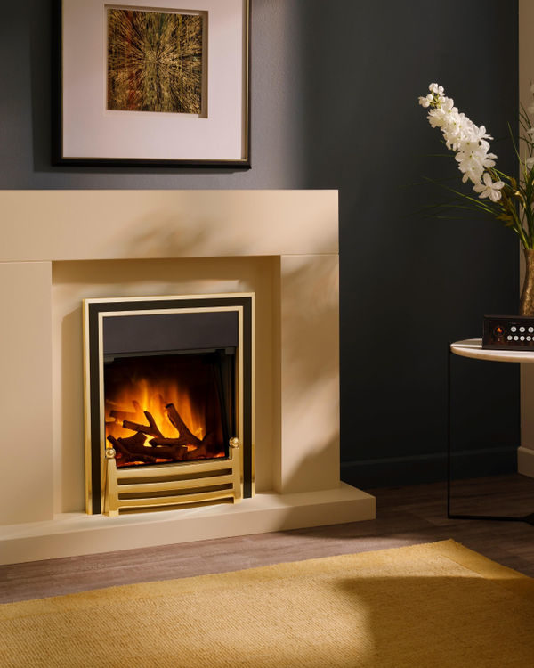 Flamerite Fires Raylia Inset Electric Fire