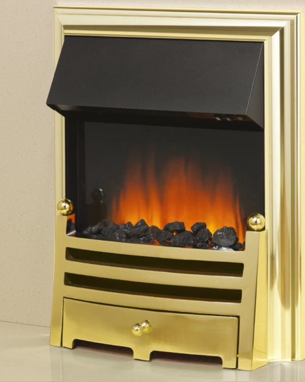 Flamerite Fires Regan Inset Electric Fire