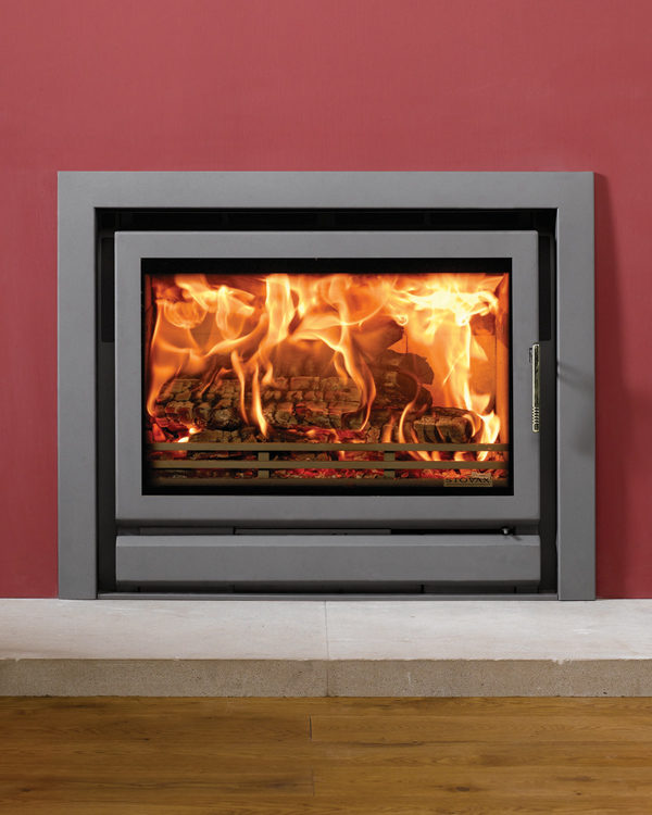 Stovax & Gazco Riva 76 Wood Burning & Multi-fuel Inset Fire