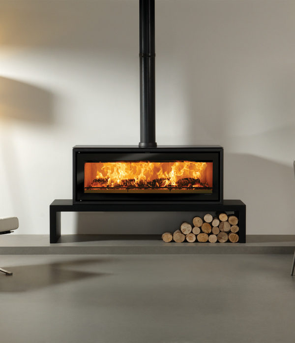 Stovax & Gazco Studio 3 Freestanding Wood Burning Stove