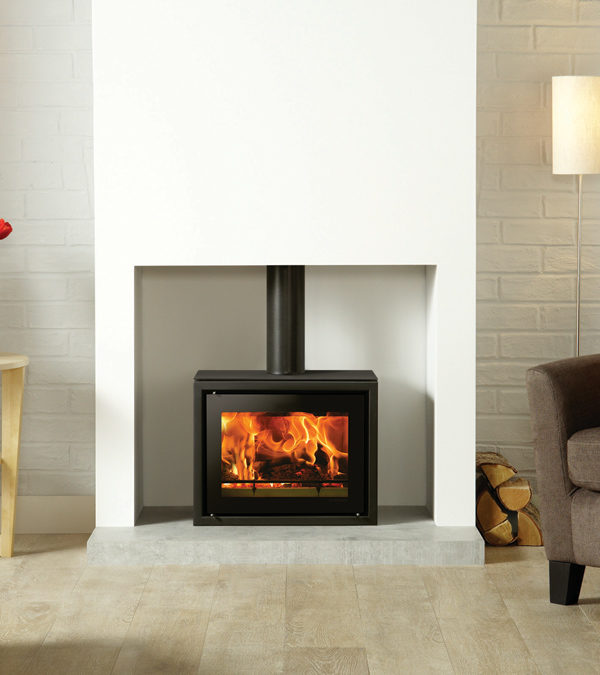 Stovax & Gazco Studio 500 Freestanding Wood Burning Stove