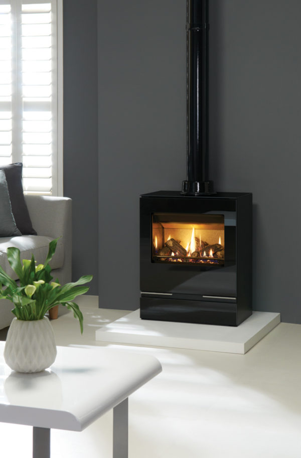 Stovax & Gazco Vision Medium Gas Stove