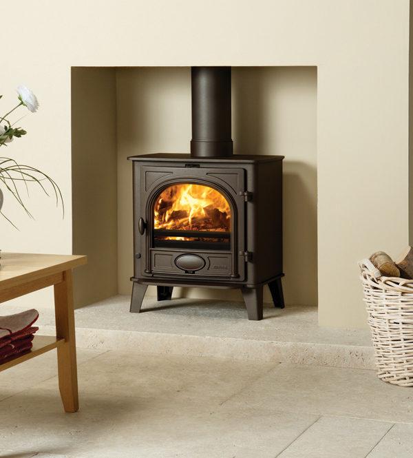 Stovax & Gazco Stockton 7 Wood Burning & Multi-fuel Stove