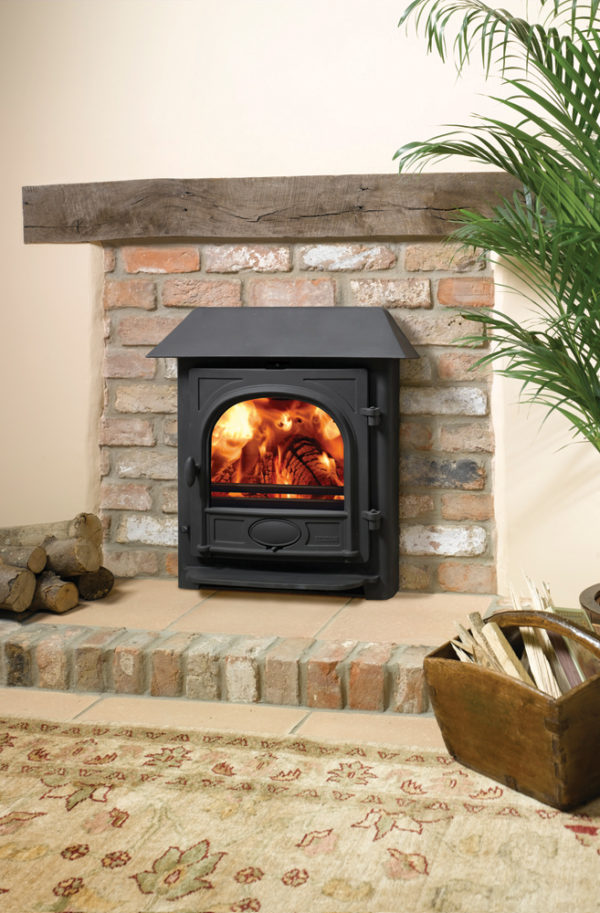 Stovax Stockton 7 Wood Burning & Multi-fuel Inset Convector Stove