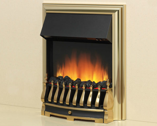 Flamerite Fires Tyrus Inset Electric Fire