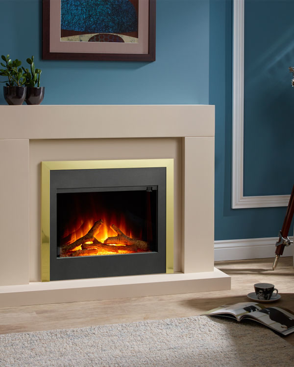 Flamerite Fires Votary Free Standing Electric Suite