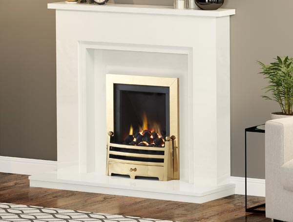 Wildfire Ceralis Open Fronted Gas Fire