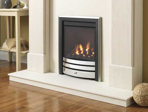 Wildfire Ellipsis BF Gas Fire