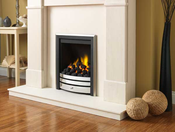 Wildfire Ellipsis Open Fronted Gas Fire