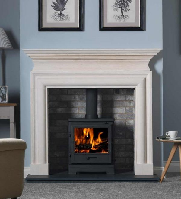 The Penman Collection Bassington Multifuel Stove