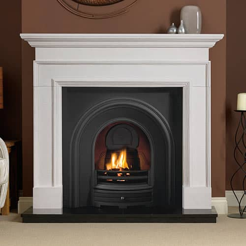The Penman Collection Agean Limestone Cortese Mantel