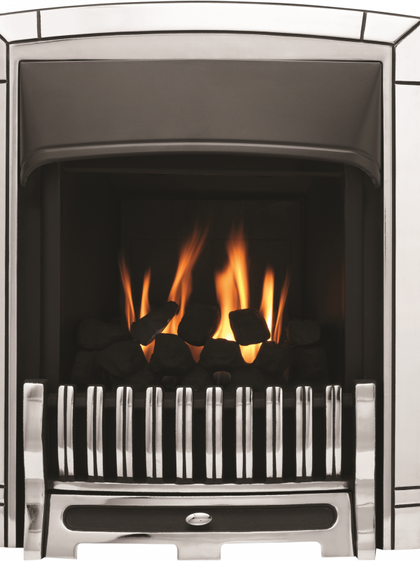 Valor Excelsior Balanced Flue Full Depth Convector Inset Gas Fire
