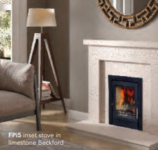 Fireline FPi5 & FGi5 Multi-Fuel Stoves