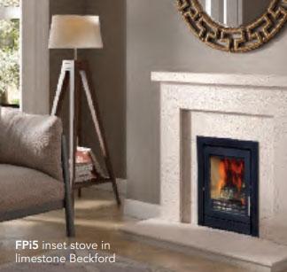 Fireline FPi5 & FGi5 Multi-Fuel Stoves