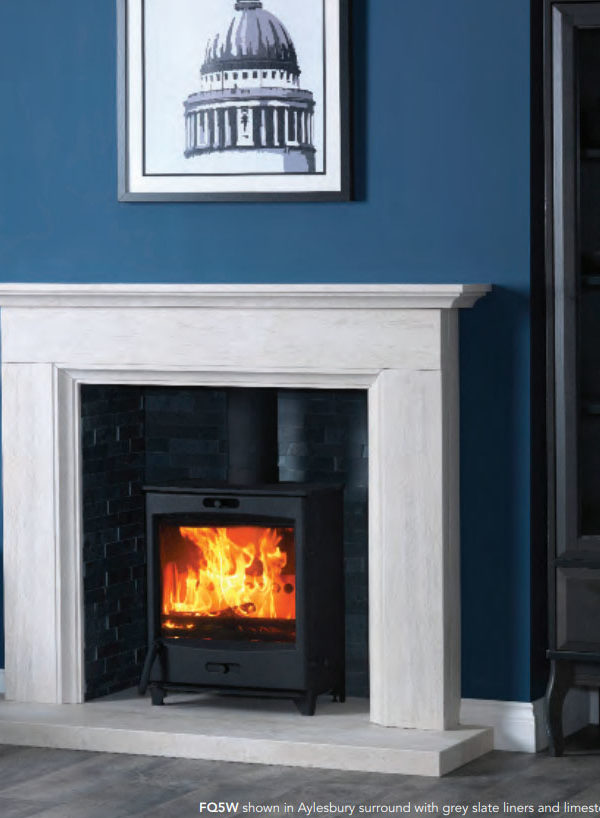 Fireline FQ5W Multi-Fuel Stoves