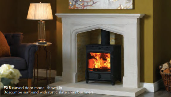 Fireline FX8 & FP8 Multi-Fuel Stoves