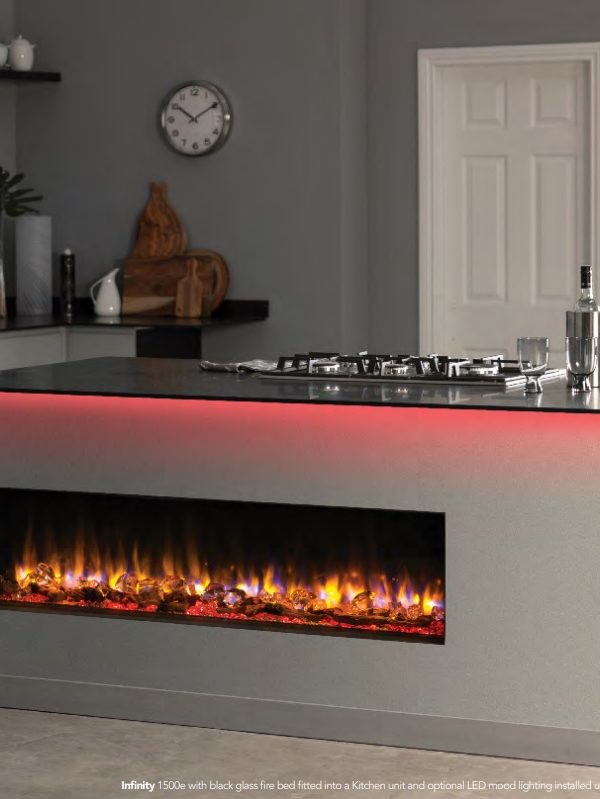 Infinity 1500e Electric Fire