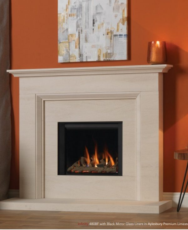Infinity 480BF Gas Fire