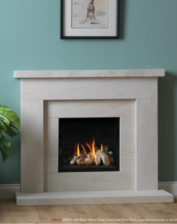 Infinity 480HD Gas Fire