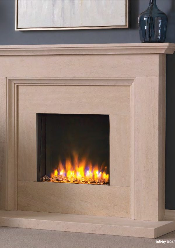 Infinity 480e Electric Fire