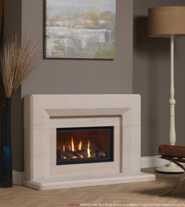 Infinity 600HD Gas Fires