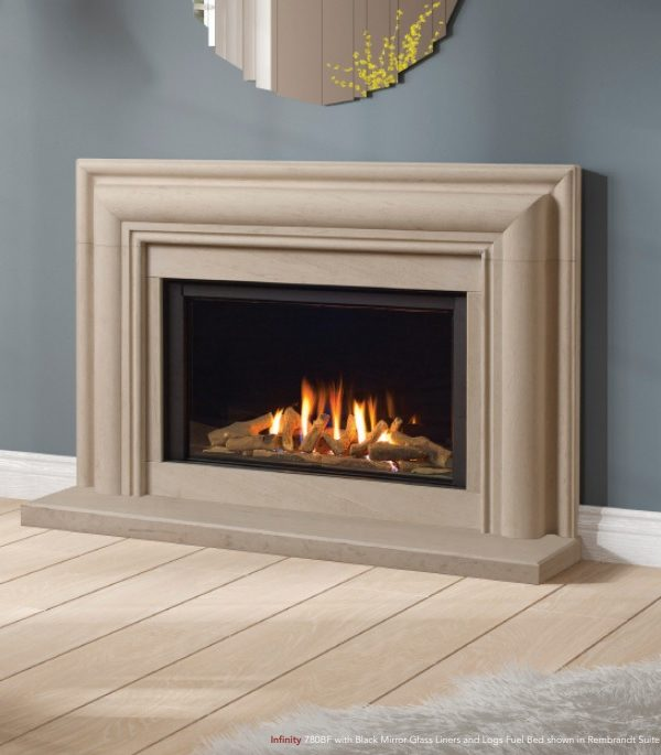 Infinity 780BF Gas Fire