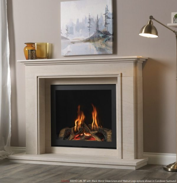 Infinity 800HD UBL BF Gas Fire